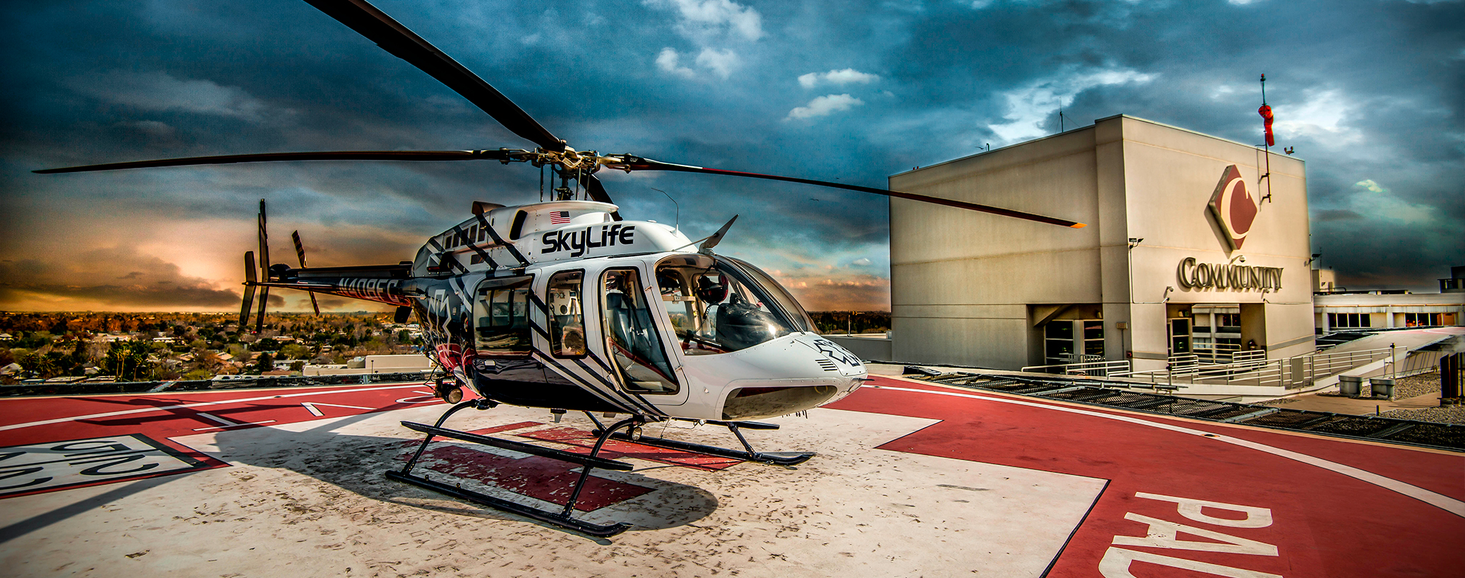 Skylife Helicopter